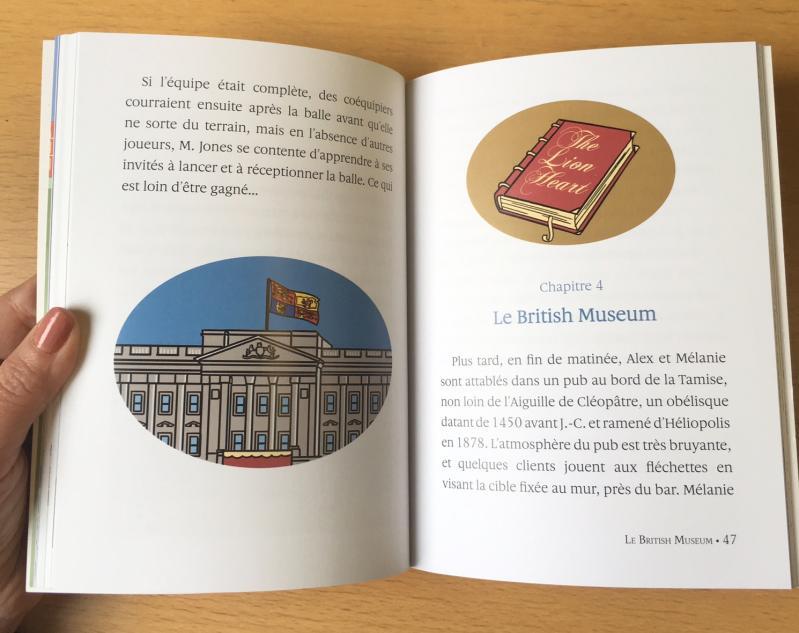 Week-end lecture # 138 : Mystères à Londres - Le voleur du British Museum
