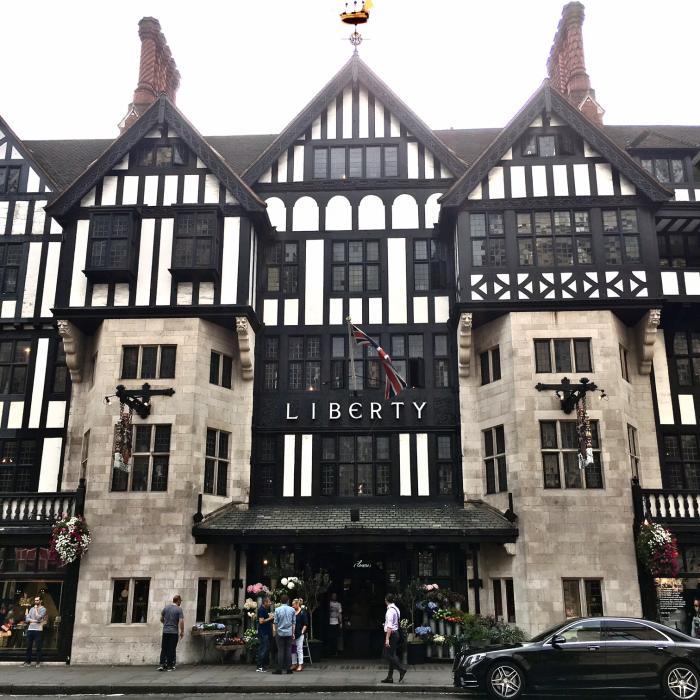 Liberty London : visite
