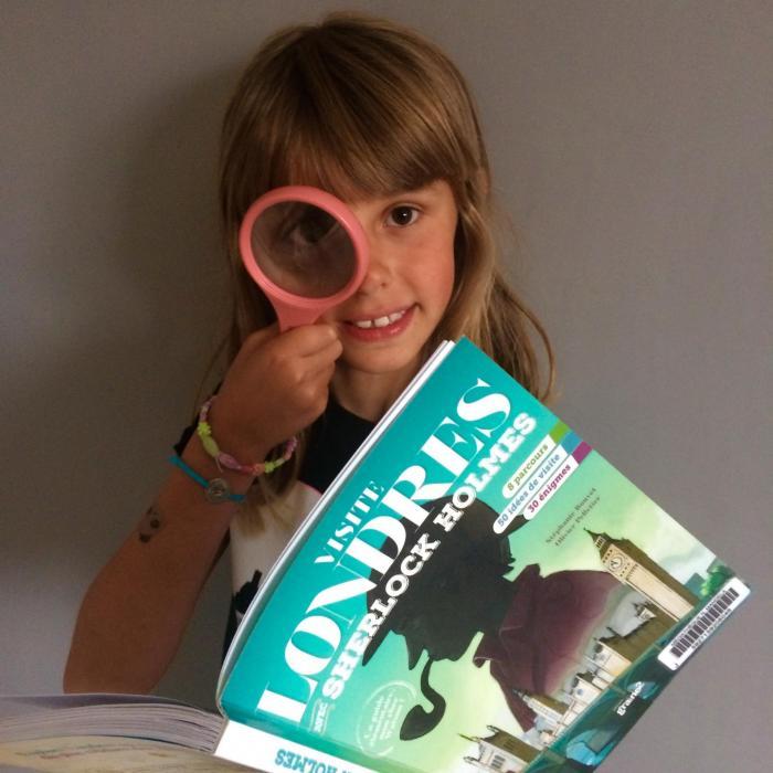 Week-end lecture # 150 : Visite Londres avec Sherlock Holmes