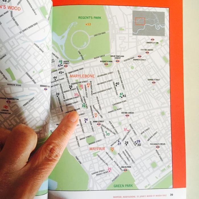 Week-end lecture #154 : 300 raisons d'aimer Londres