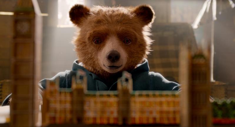 Paddington Bear Pop-up London