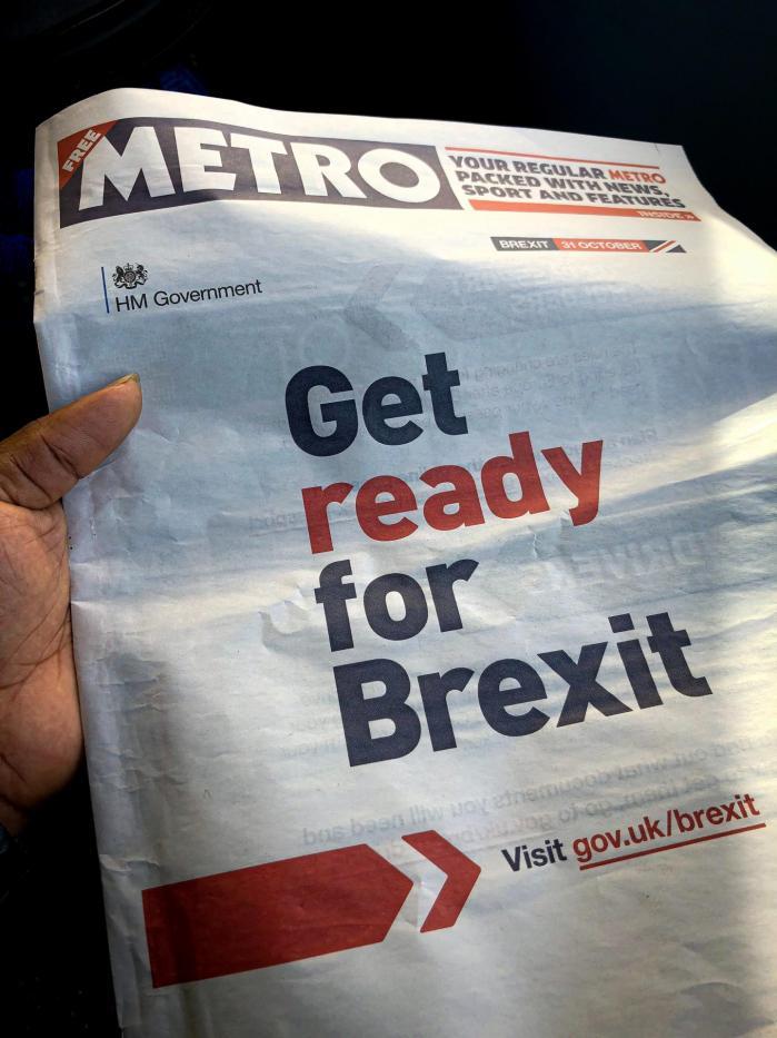 Le Brexit : FAQ pour se rendre en Angleterre