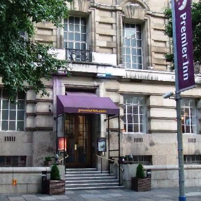 Premier Inn London County Hall