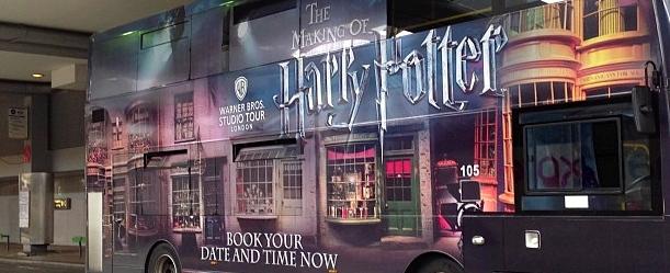 Harry Potter à Londres