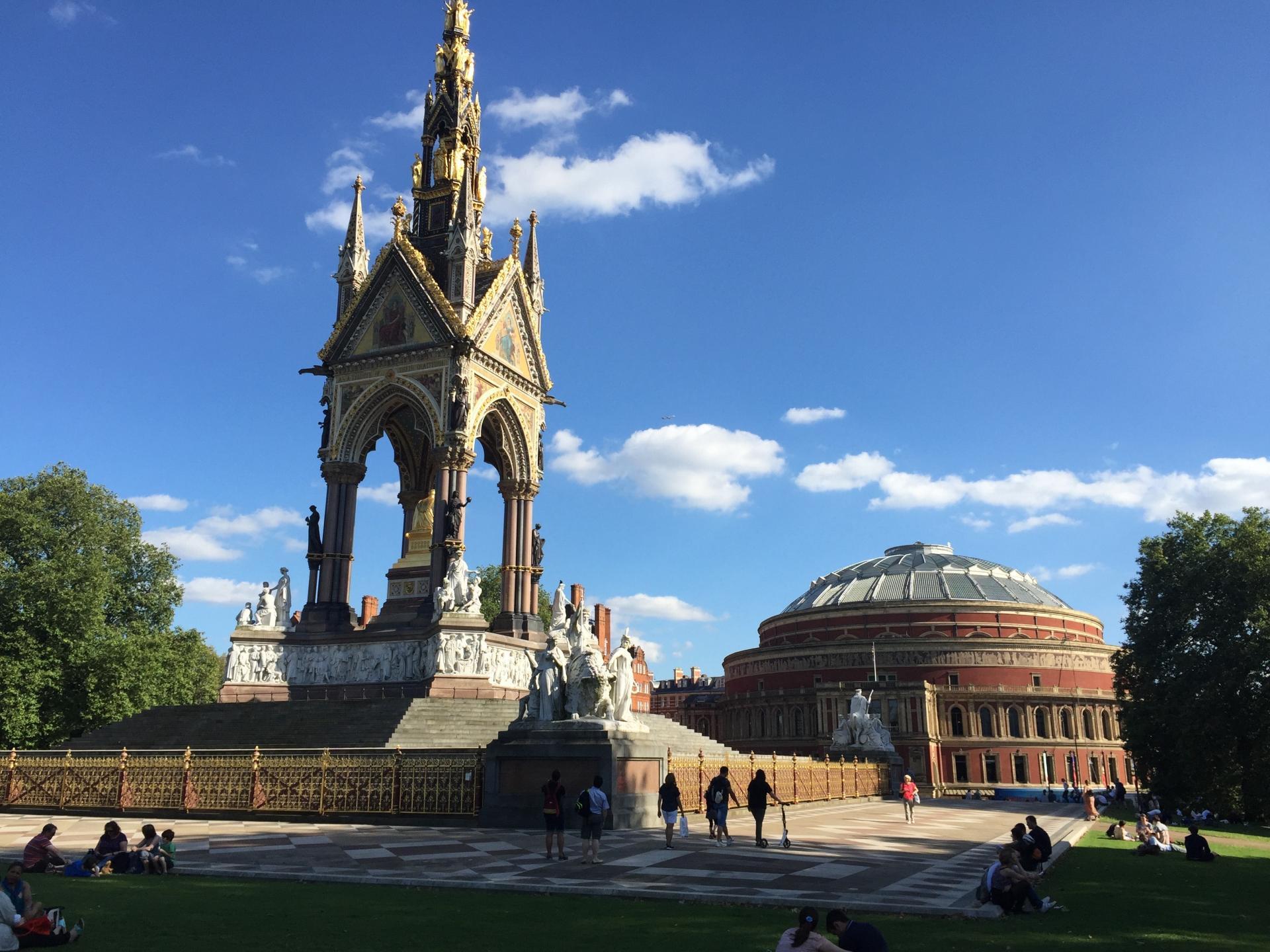 Did you know ? Kensington Gardens