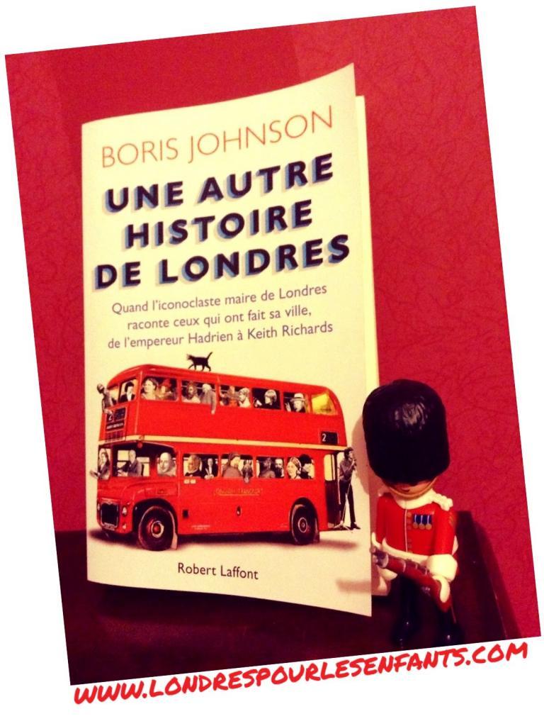 Il y a quelques semaines, j'ai lu Une autre Histoire de Londres de Boris  Johnson. Je l'ai lu et je l'ai laissé sur ma table de nuit, car je pense le  ...