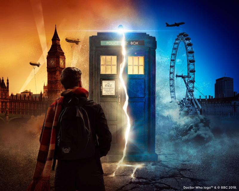 Doctor Who: Time Fracture at Immersive LDN, Mayfair