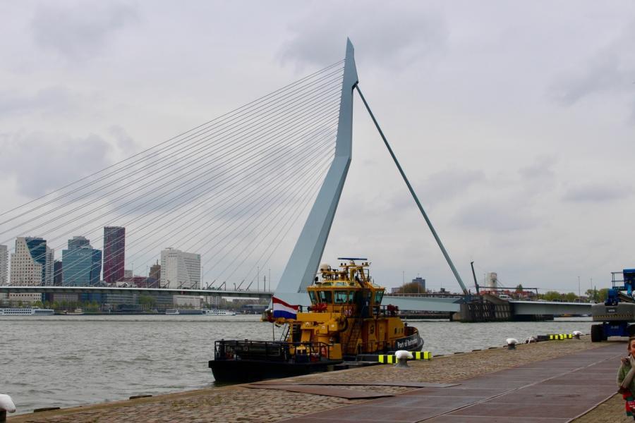 City Trip à Rotterdam