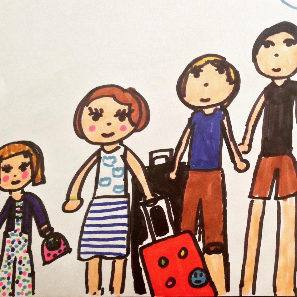 Vacances en famille by Stella-Rose