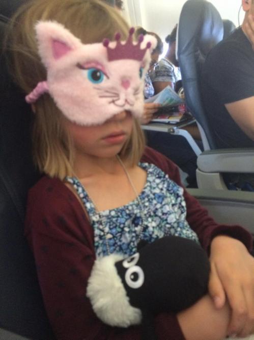 voyager en avion avec les jeunes enfants: nos conseils