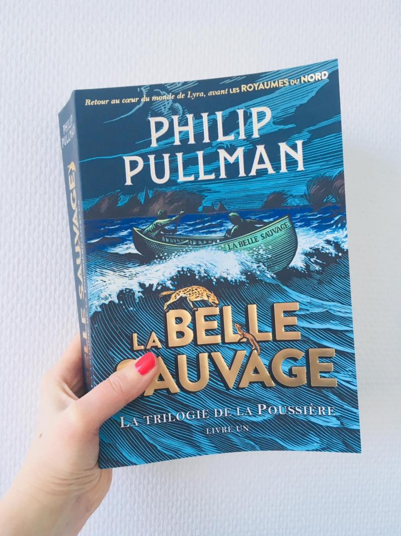 Week-end lecture #163 : La Belle Sauvage