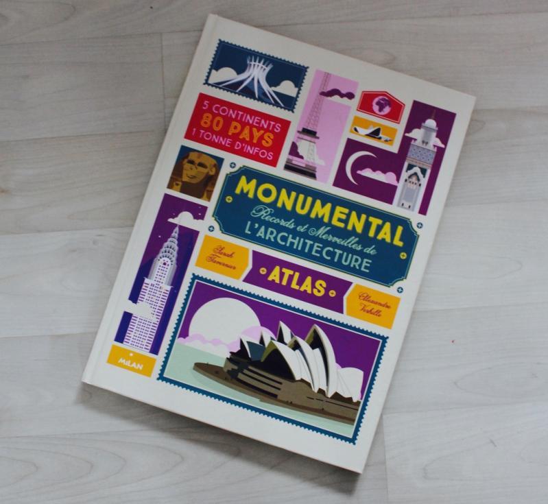 Week-end lecture # 141 : MONUMENTAL - Records et Merveilles de L'ARCHITECTURE