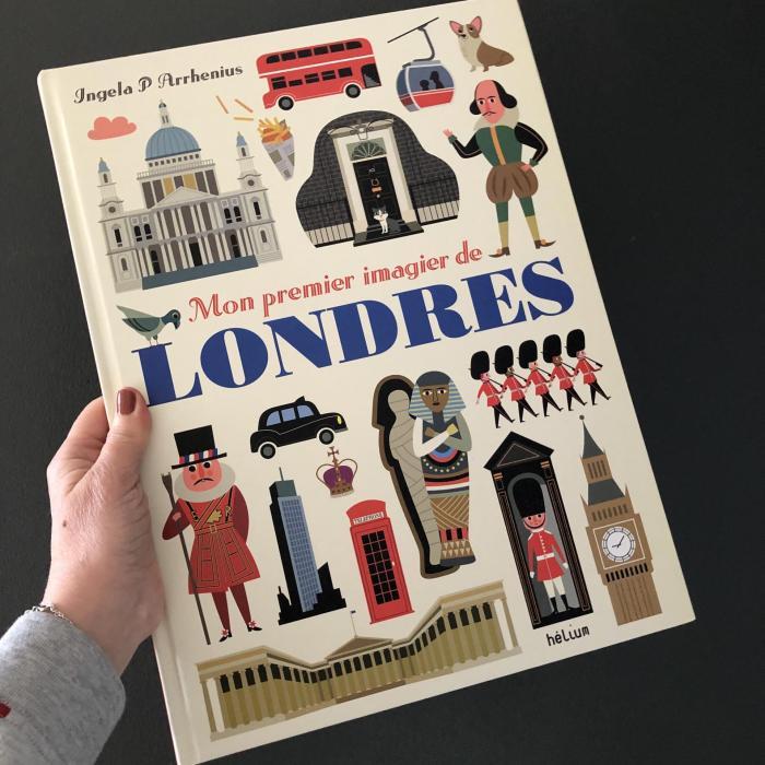 Week-end lecture #177 : Mon premier imagier de Londres