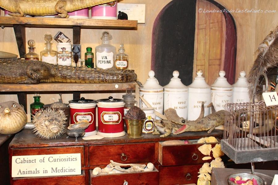 The old operating Theatre