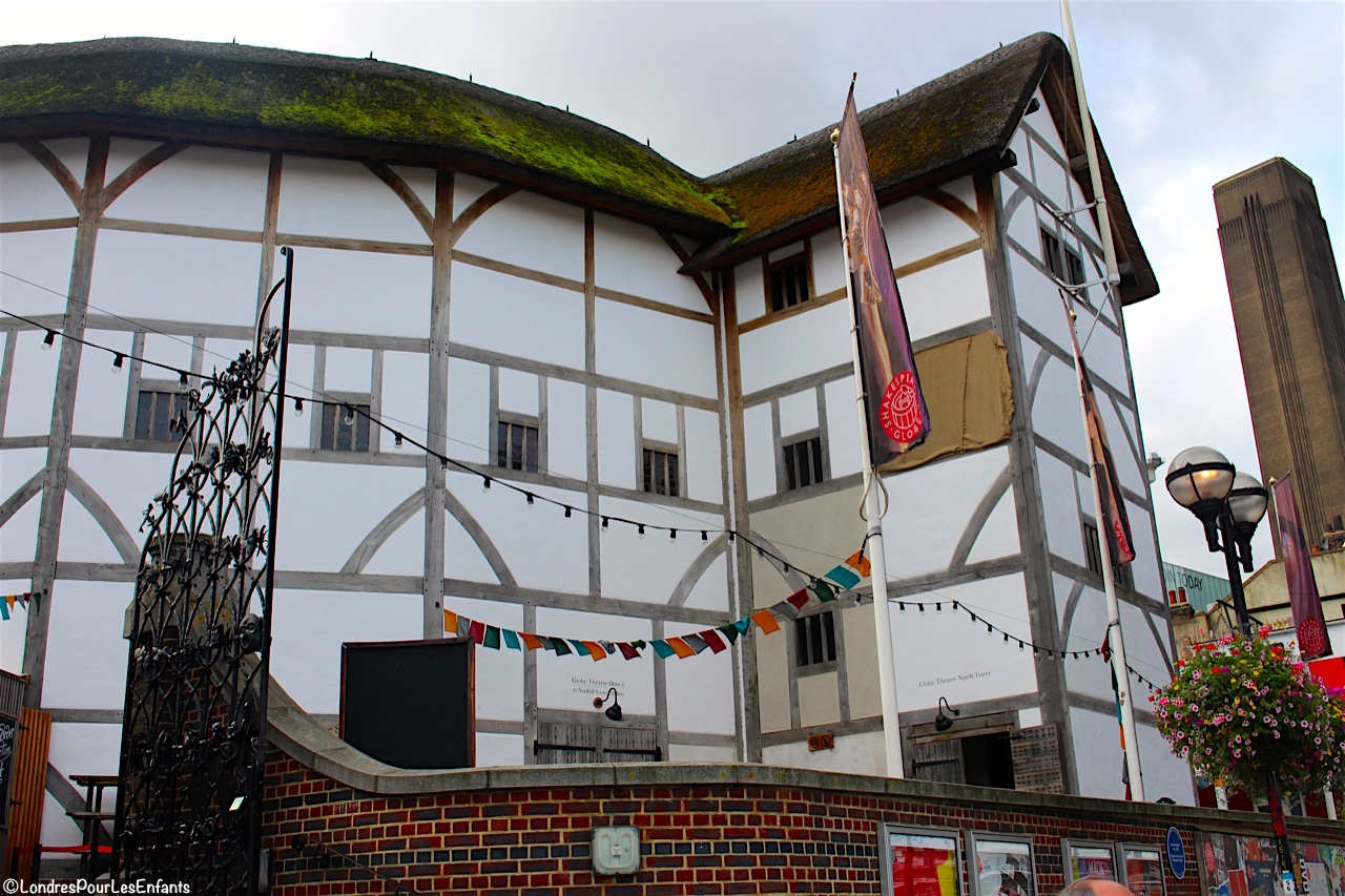 The Shakespeare's Globe