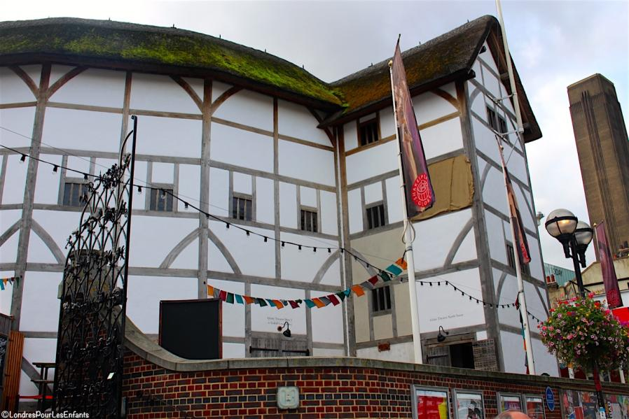 The Shakespeare's Globe