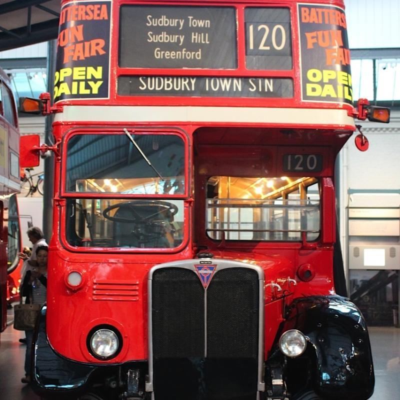Musée des Transports London