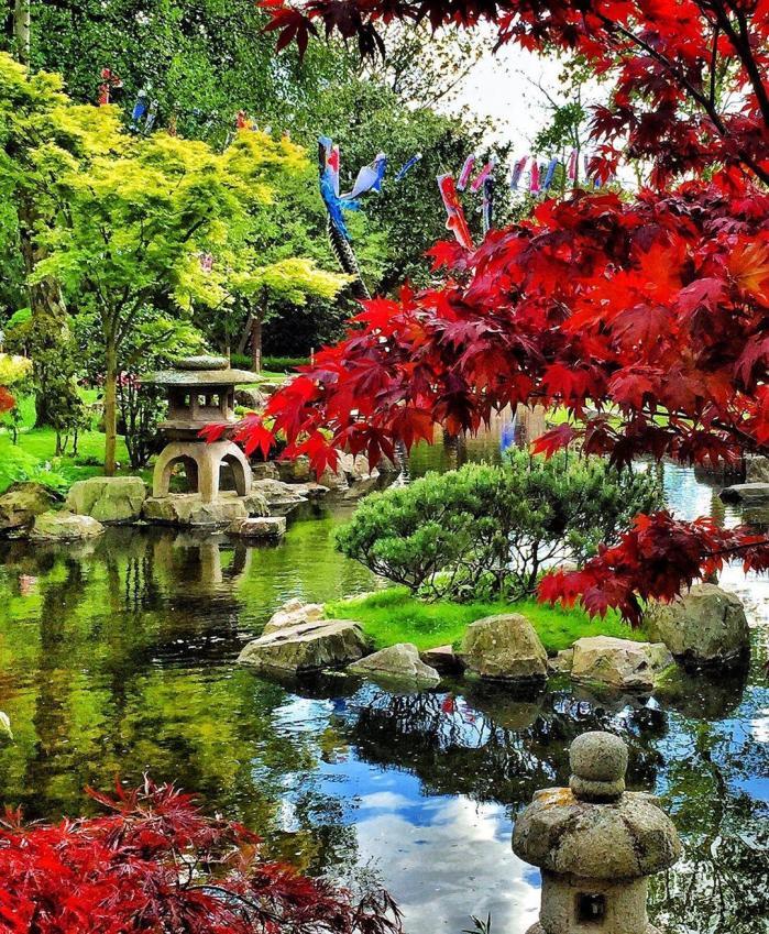Kyoto Garden à Holland Park