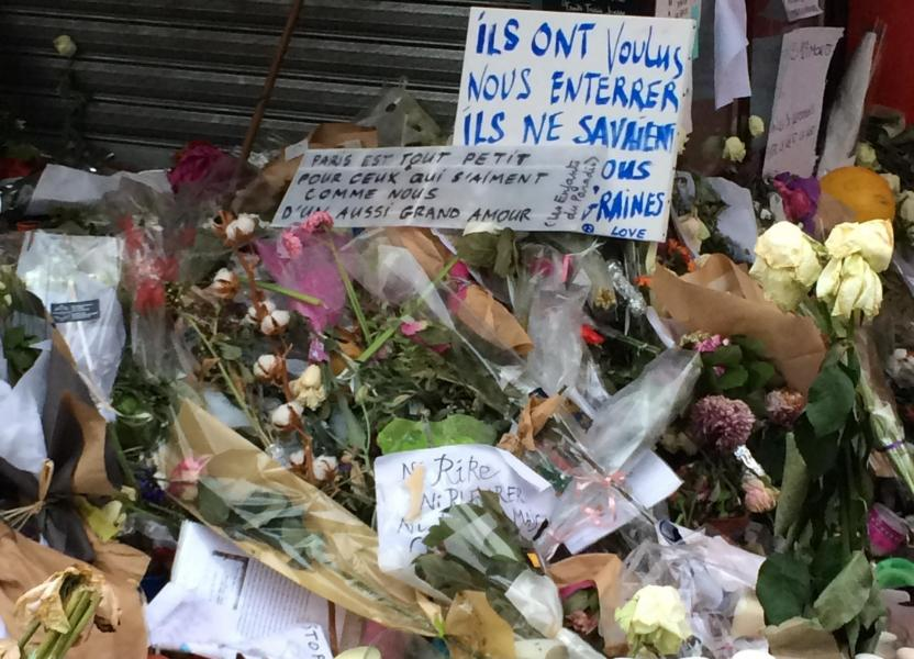 Rue Charonne Novembre 2015