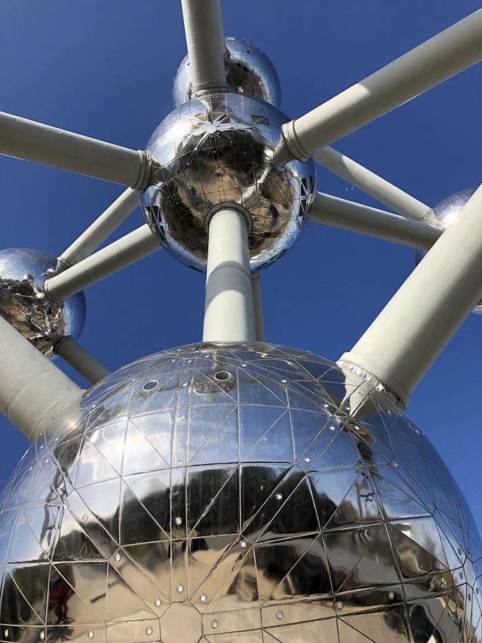 Un voyage dans l'Atomium