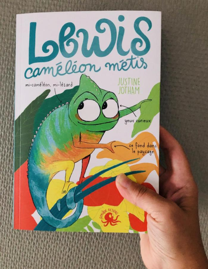 Week-end lecture #207 : Lewis, Caméléon metis