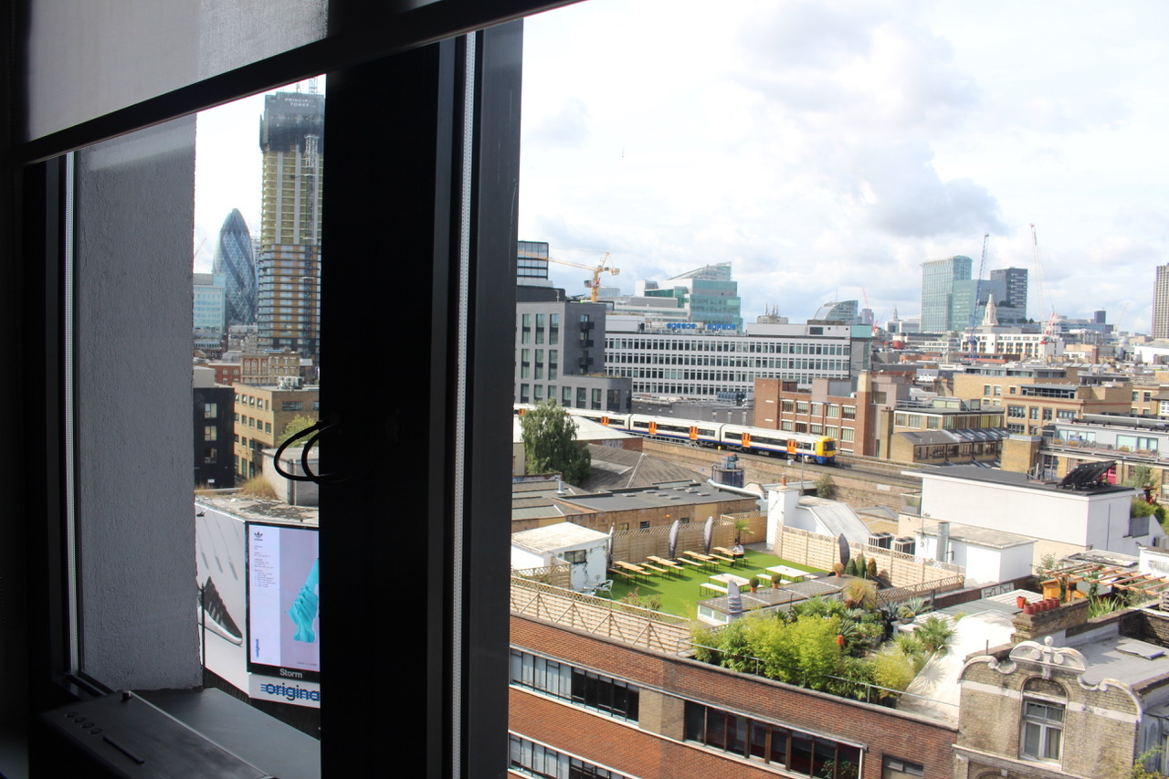 Le Ace Hôtel de Shoreditch : to be hipster or not to be !