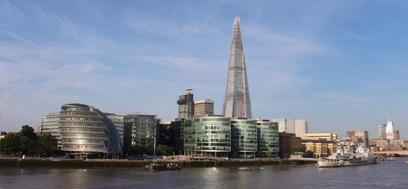 The Shard VS London Eye : mon avis