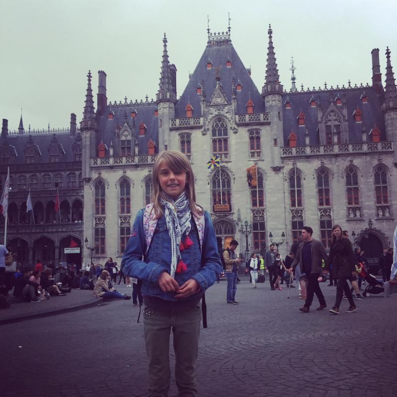 Escapade à Bruges