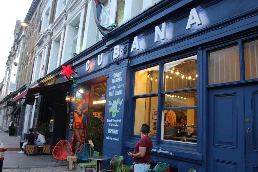 Cubana Smithfield with kids