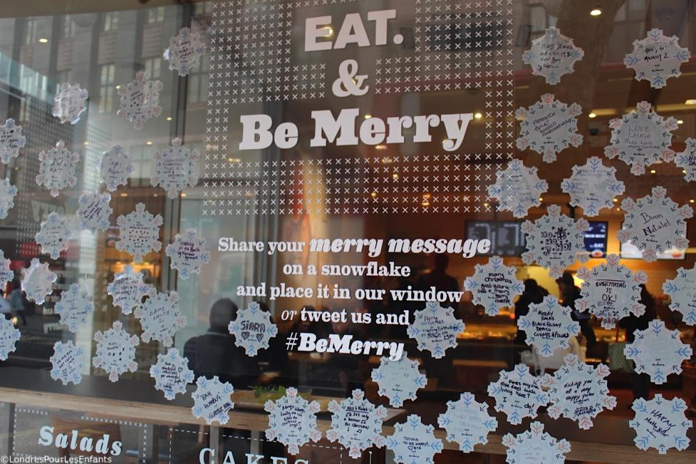 #BeMerry EAT
