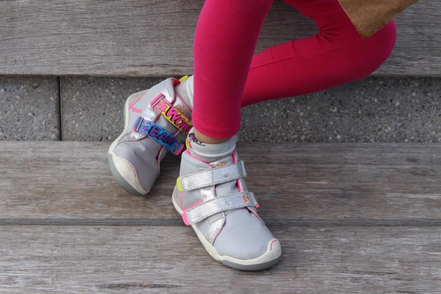 Les chaussures Plae d'Elijah !