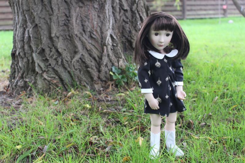 A girl for all Time : Sam, la poupée d'Elijah