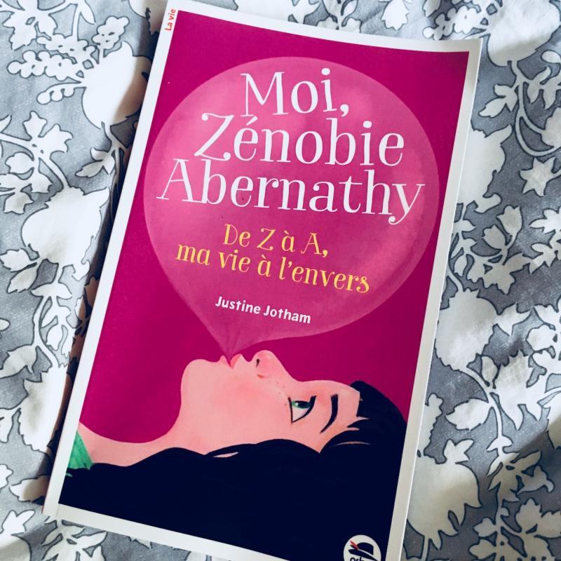 Week-end lecture #167 : Moi, Zénobie Abernathy
