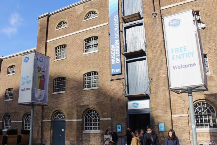 London Docklands Muséum