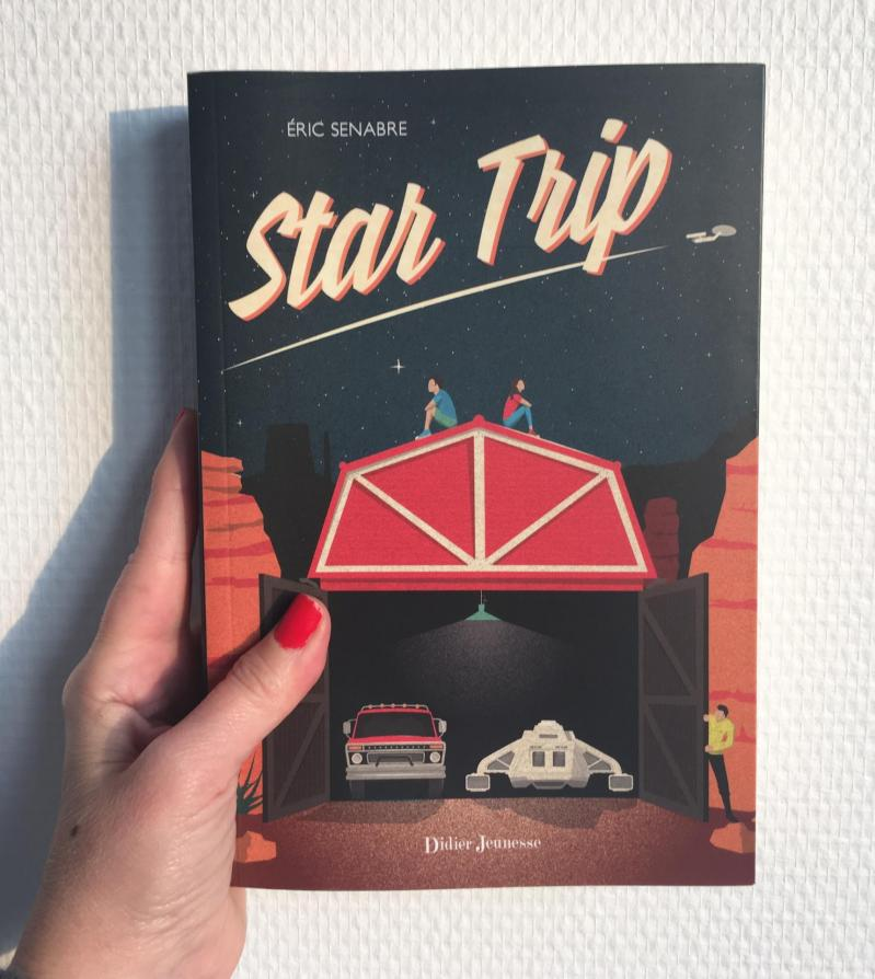 Week-end lecture #158 : Star Trip