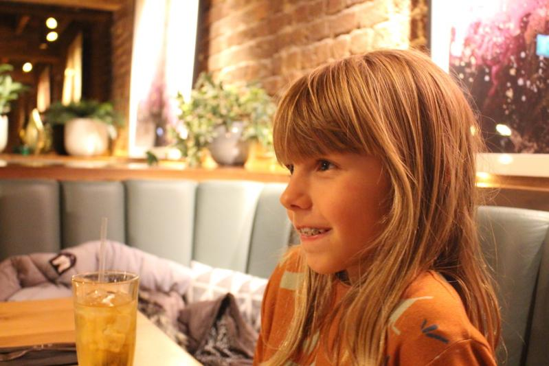 Un Sunday Roast au restaurant The Sipping Room avec les kids !