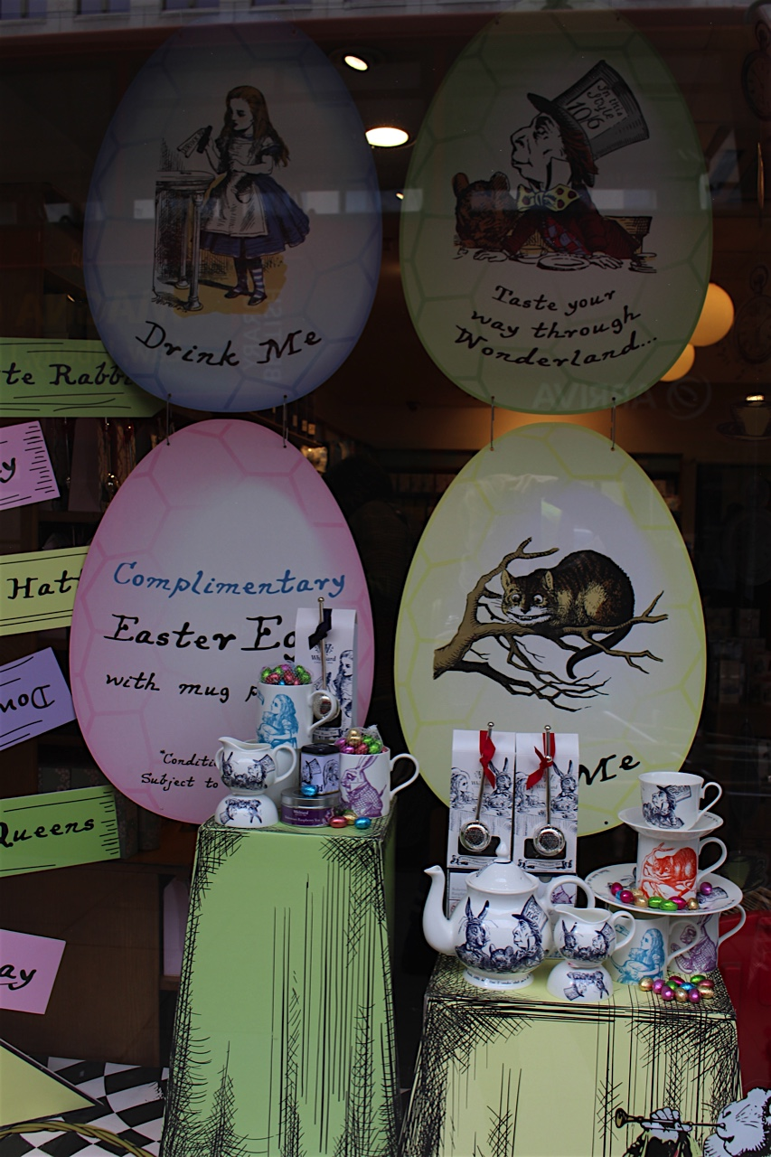 Easter London