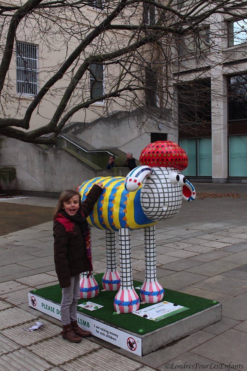 Shaun in the city London