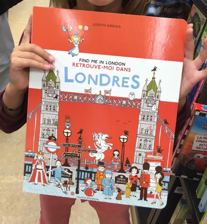 Cherche et Trouve à Londres
