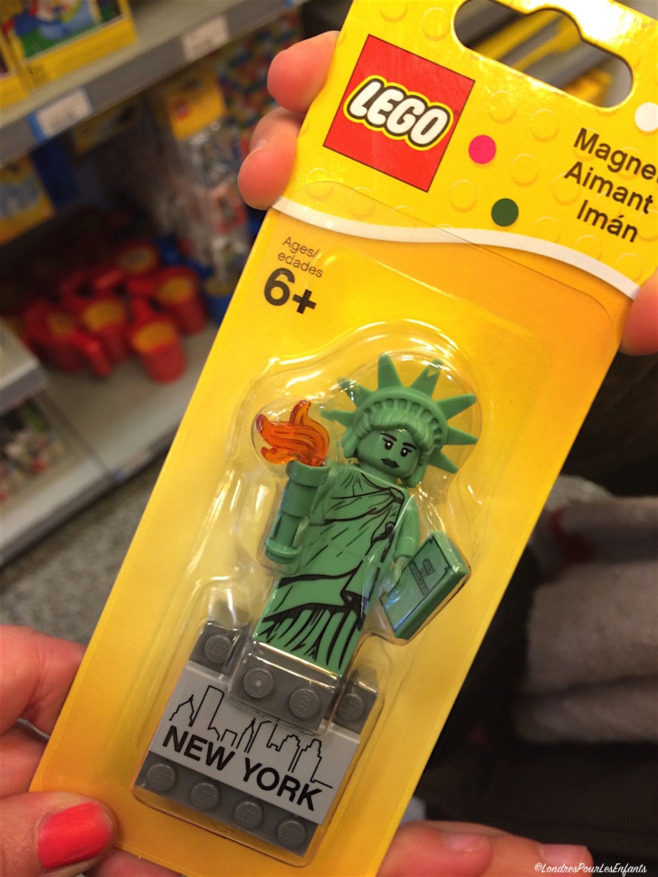Lego Store New York Review
