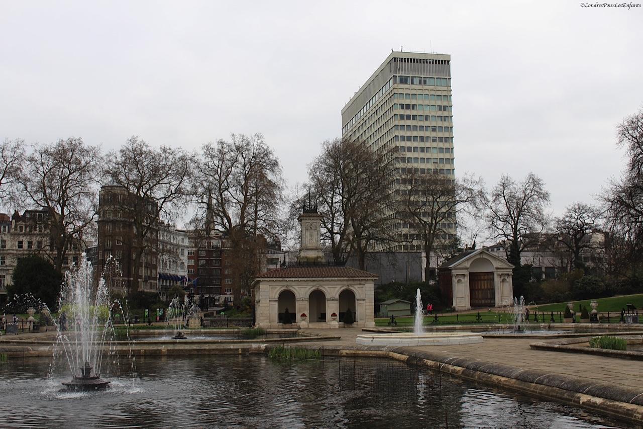 Lancaster Hotel London