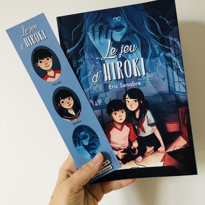 Week-end lecture #211 : Le Jeu d'Hiroki