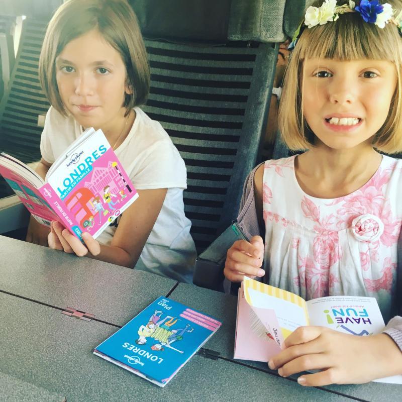 Eurostar with kids