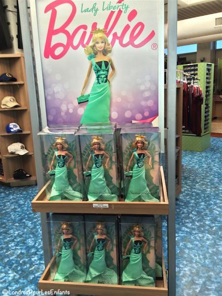 Barbie : Lady Liberty