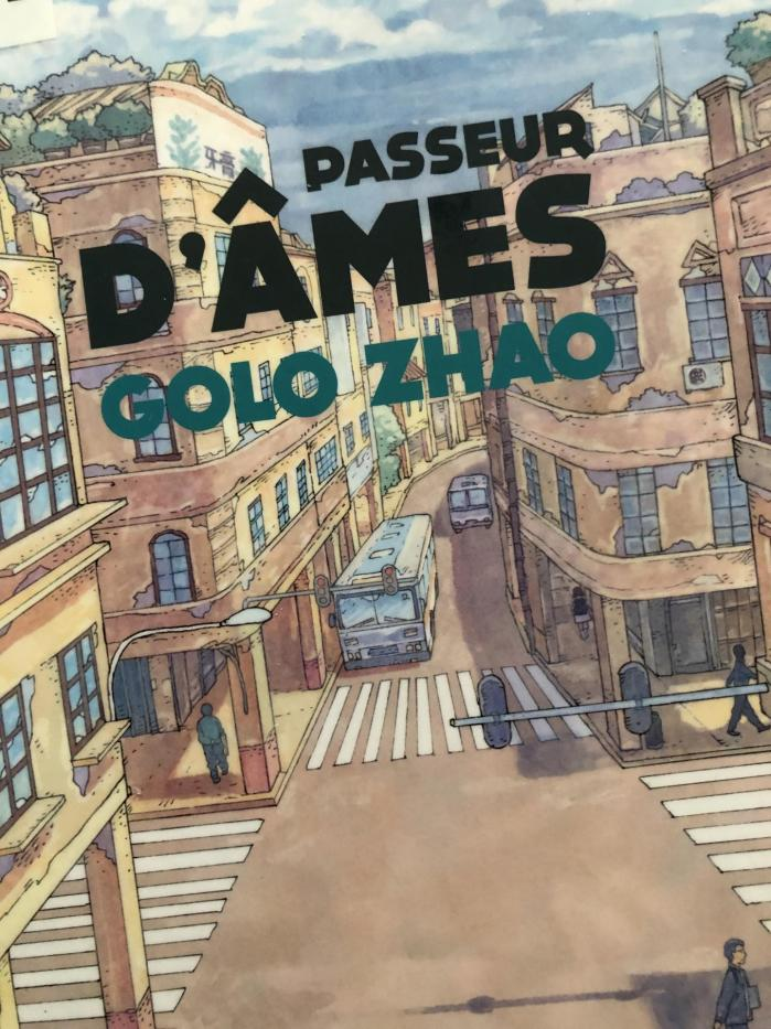 week-end lecture #180 : Passeur d'âmes
