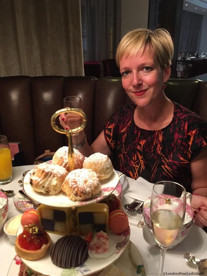 Review Afternoon tea at the Arch London