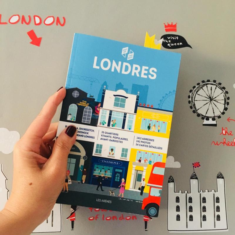 Week-end lecture #169 : LONDRES OUT OF THE BOX
