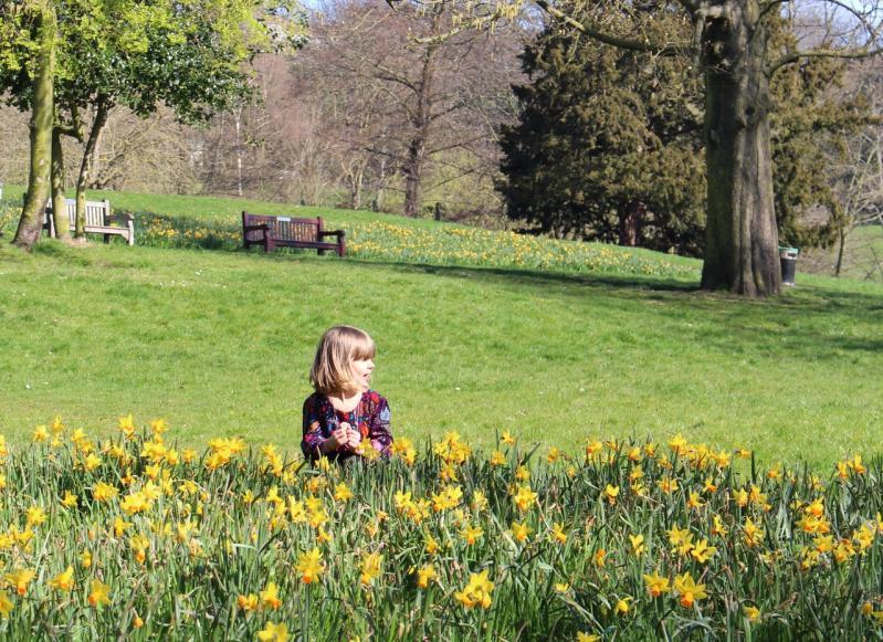 Les jardins cachés et secrets de Londres