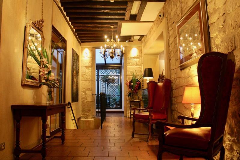 L' Hôtel Saint Paul Rive gauche, le luxe discret au cour du quartier latin
