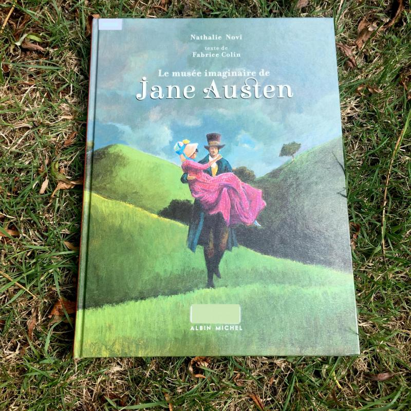 Week-end lecture #170 : Le musée imaginaire de Jane Austen